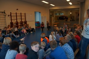 Sponsorloop Brinkschool Wageningen voor Stichting Energy4All