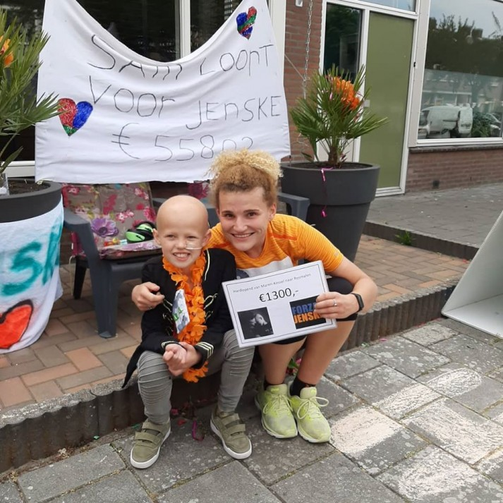 walk4energy jenske merel