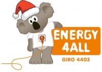 Kids nagellak actie 'geef energie voor Energy4All'